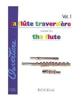 La flûte traversière Isabelle ORY vol 1