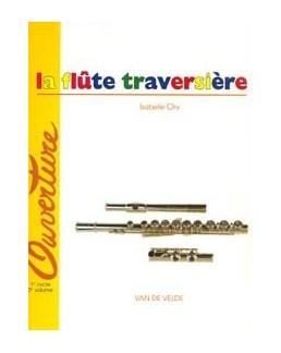 La flûte traversière Isabelle ORY vol 3