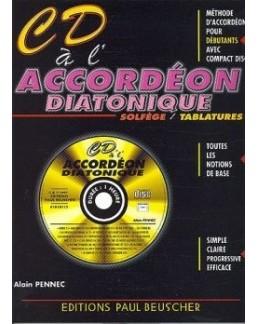 CD à l'accordéon diatonique PENNEC