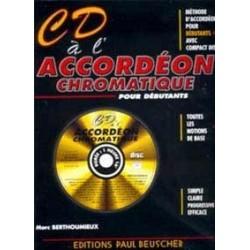 CD à l'accordéon chromatique BERTHOUMIEUX