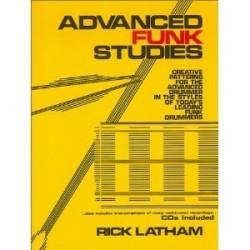 Advance funk studies Rick LATHAM avec 2 CD