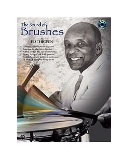 The sound of brushes ED THIGPEN avec 2 CD