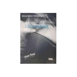 Méthode accordéon diatonique vol 3 Yann DOUR avec CD