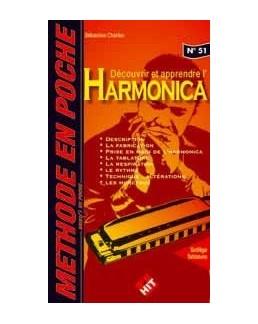 MUSICENPOCHE Harmonica