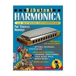 Débutant harmonica REBILLARD HAMMJE avec CD
