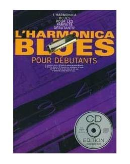 L'harmonica blues pour débutants KINSELLA avec CD