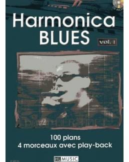 Harmonica blues vol 1 HERZHAFT