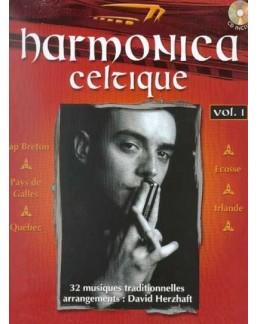 Harmonica celtique HERZHAFT