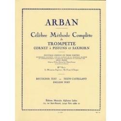 Célèbre méthode complète de trompette ARBAN vol 2
