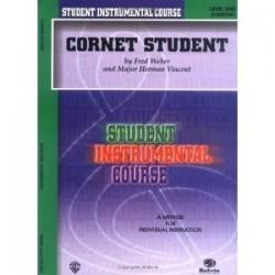 Cornet Student WEBER HERMANN level one