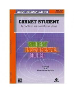 Cornet Student WEBER HERMANN level two