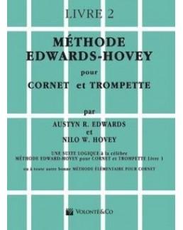 Méthode EDWARDS-HOVEY trompette ou cornet livre 2
