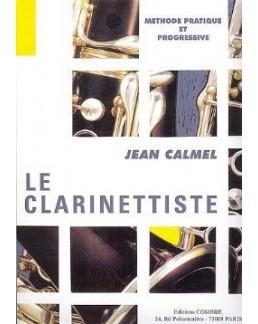Le clarinettiste JEAN CALMEL