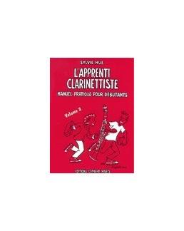 L'apprenti clarinettiste Sylvie HUE vol 2