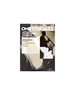 One Step Jazz PELLEGRINO clarinette avec CD