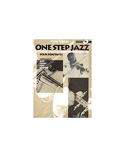 One Step Jazz PELLEGRINO flûte, violon ou hautbois avec CD