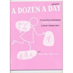 A dozen a day initiation