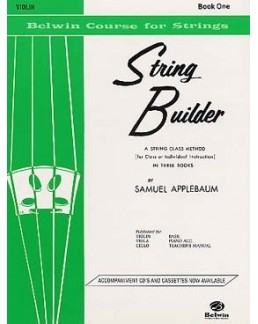 String Builder APPLEBAUM vol 1