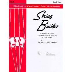 String Builder APPLEBAUM vol 2