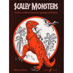 Scaley monsters Mary COHEN