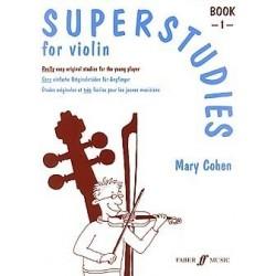 Superstudies Mary COHEN vol 1
