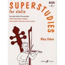 Superstudies Mary COHEN vol 2