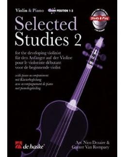 Selected studies vol 2 DEZAIRE-VAN ROMPAEY