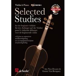 Selected studies vol 1 DEZAIRE-VAN ROMPAEY