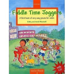 Fiddle time joggers BLACKWELL avec CD playalong
