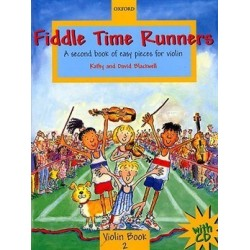 Fiddle time runners BLACKWELL avec CD playalong