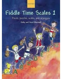 Fiddle time scales vol 1  BLACKWELL