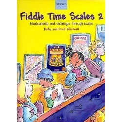 Fiddle time scales vol 2  BLACKWELL