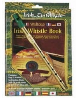 Irish tin whistle Pack CD