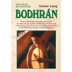 Bodhran absolute beginners DVD