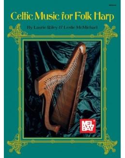 Celtic music for folk Harp Laury RILEY