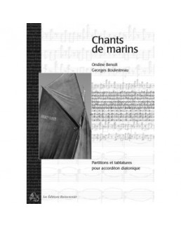 Chants de marins accordéon diatonique