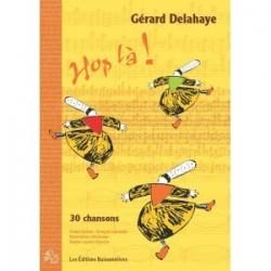 Hop Là vol 1 Gérard DELAHAYE Partitions