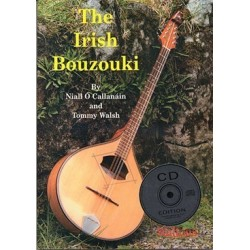 The irish bouzouki avec CD