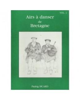 Airs à danser SICARD vol 2
