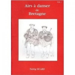 Airs à danser SICARD vol 1