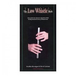 Low whistle book avec CD