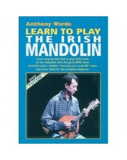 Learn to play the irish mandolin DVD
