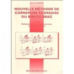 Nouvelle méthode de cornemuse et biniou braz 3e cahier