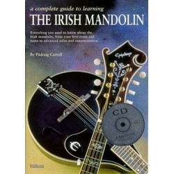 A complete guide to learn the irish mandolin avec CD