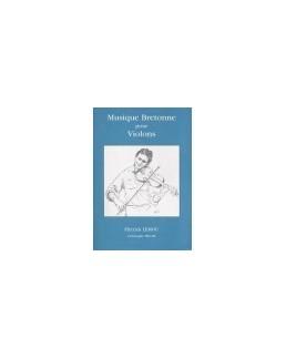 Musique bretonne pour violon avec CD