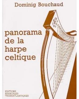 Panorama de la harpe celtique Dominig BOUCHAUD vol 1