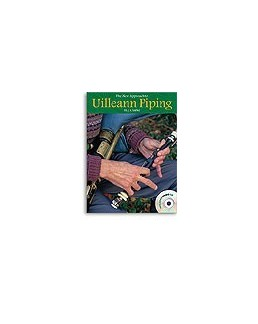 The new approach to uilleann piping CLARKE avec CD