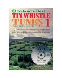 110 ireland's best tin whistle tunes avec CD