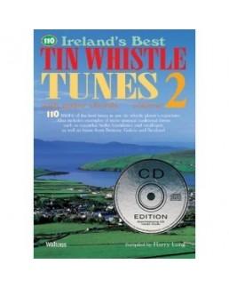 110 ireland's best tin whistle tunes avec CD vol 2