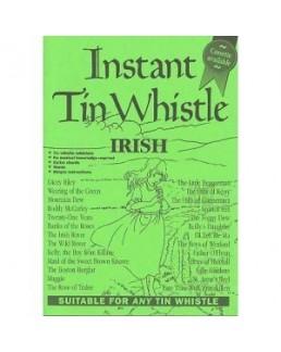 Instant tin whistle irish avec CD
